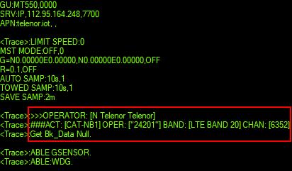 Telenor-B20